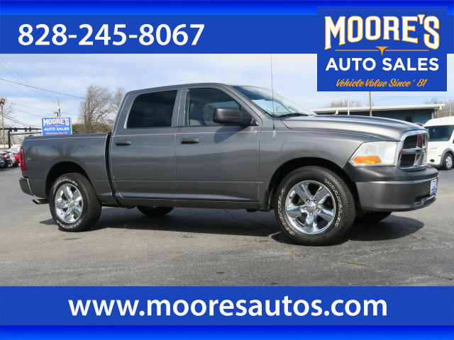 2011 RAM 1500 ST for sale by dealer