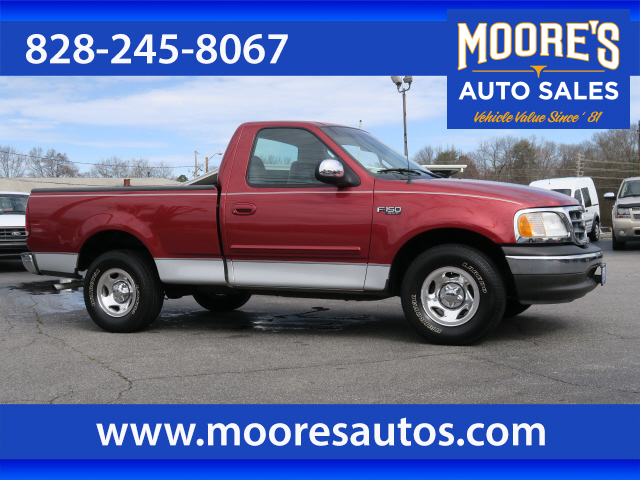 2002 Ford F-150 XLT Forest City NC