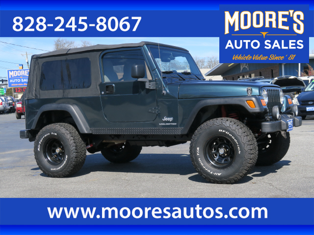 Jeep Wrangler Unlimited Rubicon in Forest City