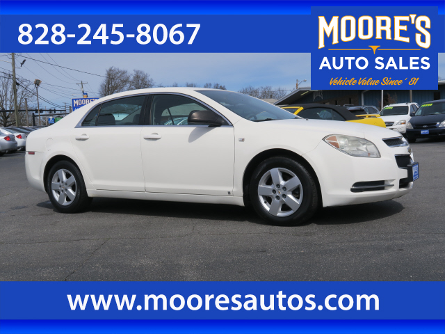 2008 Chevrolet Malibu LS Forest City NC