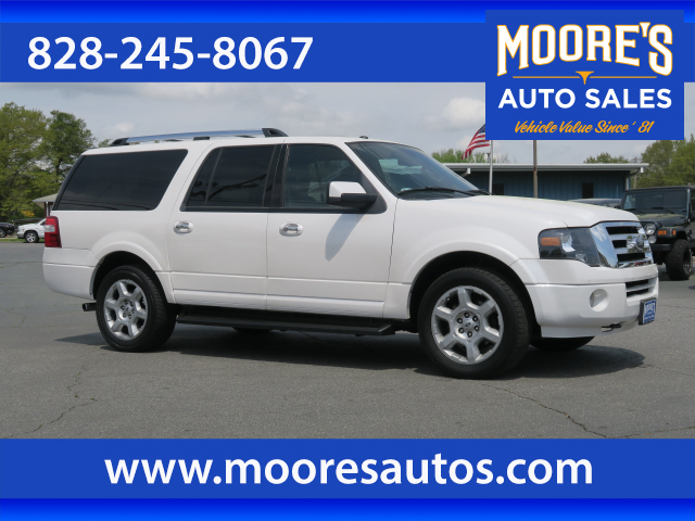 2013 Ford Expedition EL Limited for sale by dealer