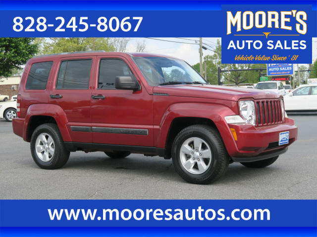 2012 Jeep Liberty Sport Forest City NC