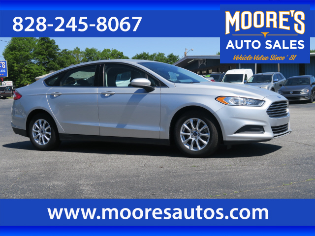 2016 Ford Fusion S Forest City NC