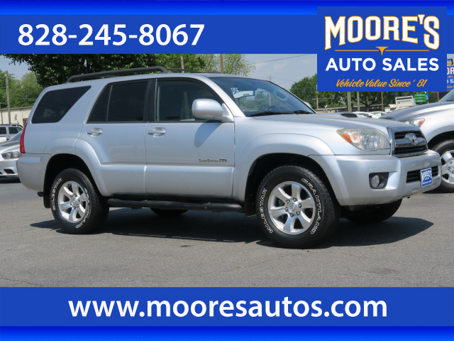 2007 Toyota 4Runner Sport Edition for sale by dealer