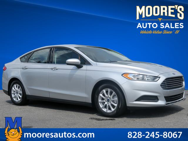 2015 Ford Fusion S for sale by dealer