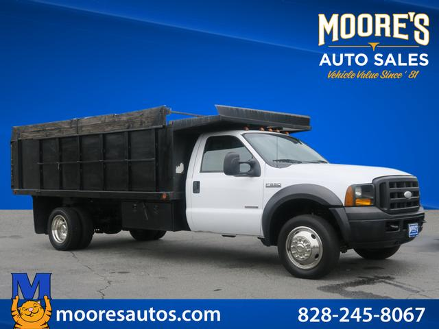 2005 Ford F-550 XL for sale by dealer