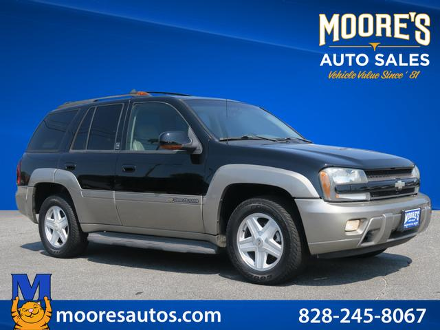 2003 Chevrolet TrailBlazer LTZ for sale by dealer