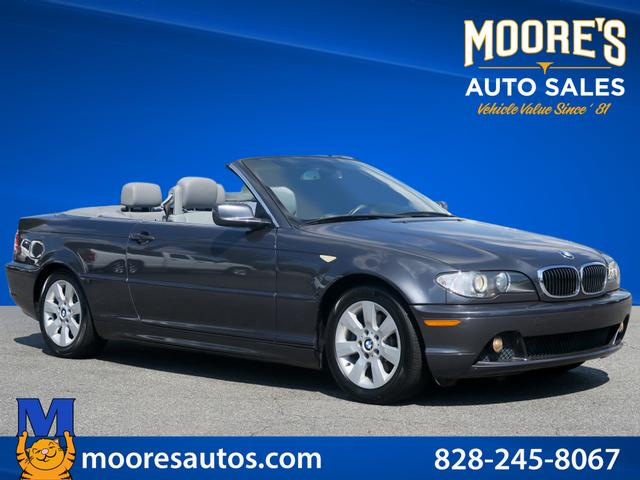 2006 BMW 3 Series 325Ci for sale by dealer