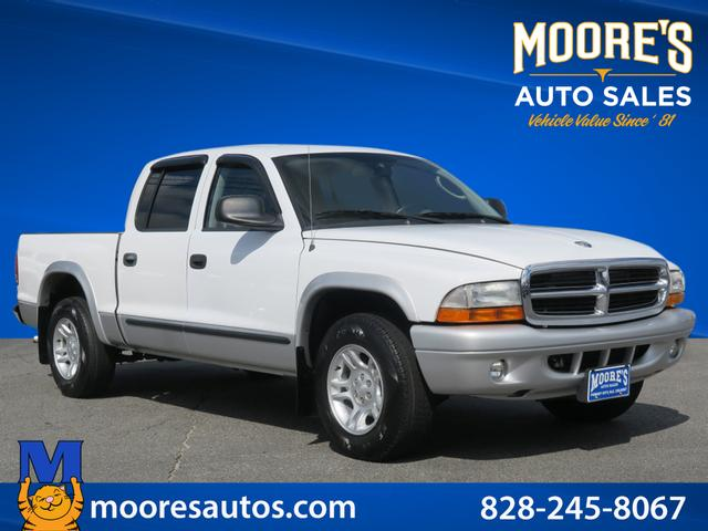 2004 Dodge Dakota SLT for sale by dealer