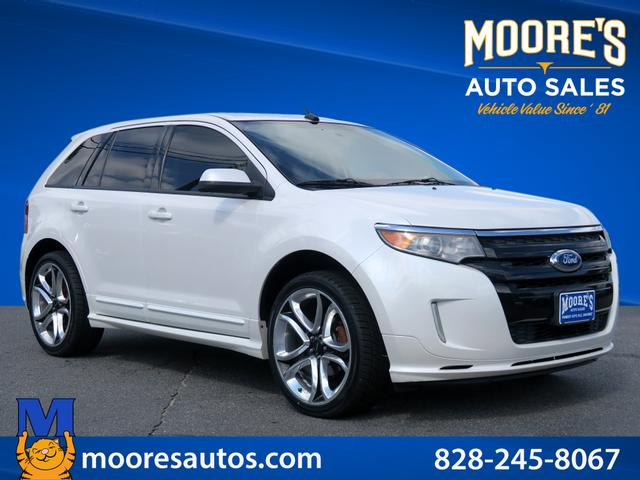 2011 Ford Edge Sport for sale by dealer