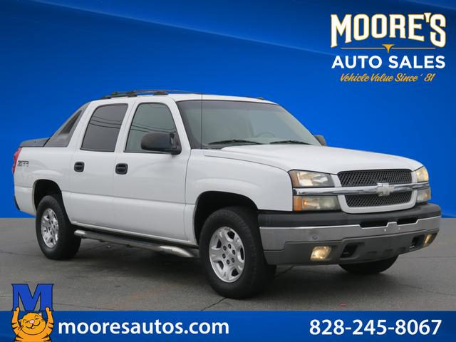 2004 Chevrolet Avalanche 1500 for sale by dealer