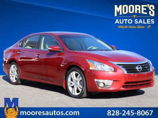 2013 Nissan Altima 3.5 SL for sale by dealer