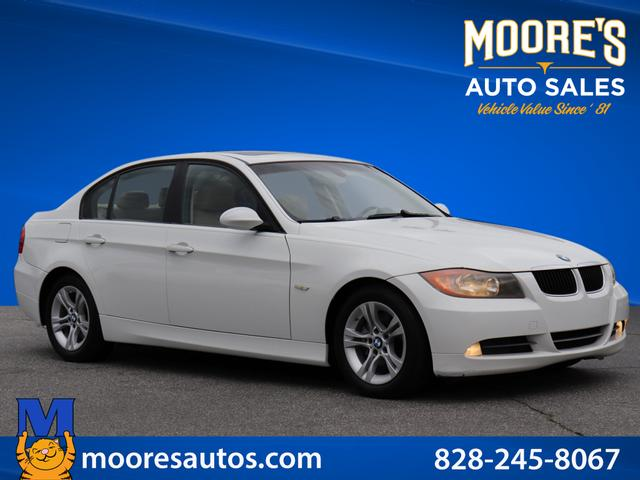 2008 BMW 3 Series 328i for sale by dealer