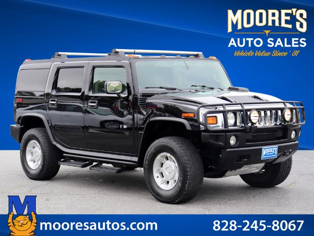 2003 HUMMER H2 Lux Series for sale by dealer