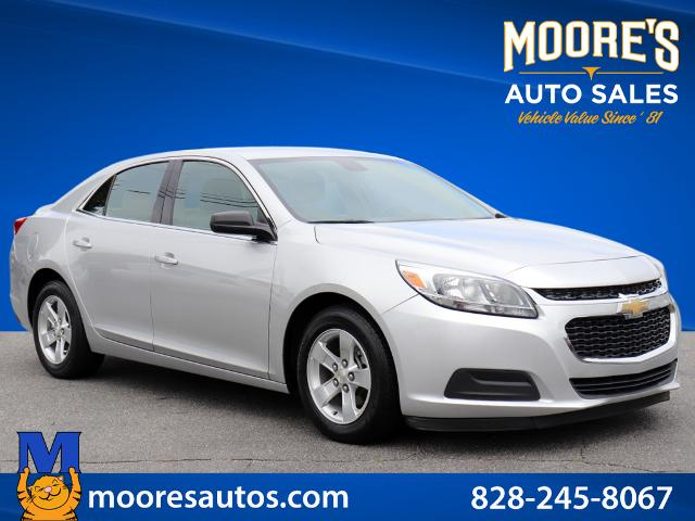 2015 Chevrolet Malibu LS for sale by dealer