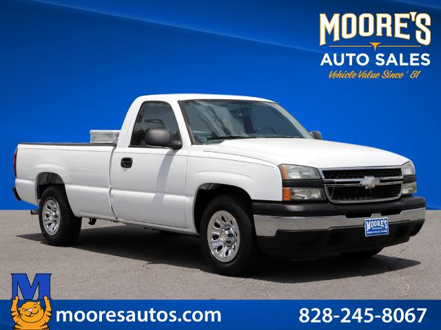 2007 Chevrolet Silverado 1500 Classic Work Truck for sale by dealer