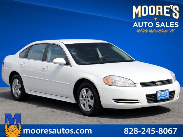 2011 Chevrolet Impala LS Fleet for sale by dealer