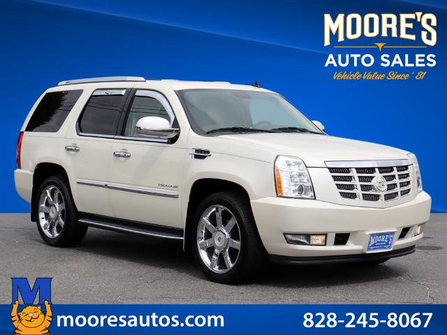 2012 Cadillac Escalade Luxury for sale by dealer