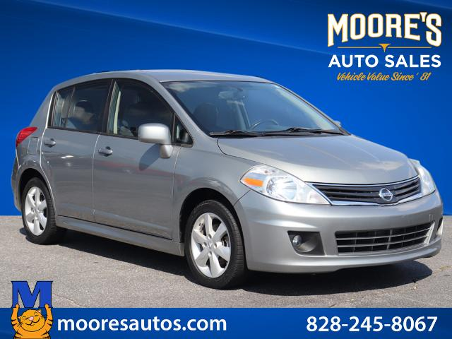 2012 Nissan Versa 1.8 SL for sale by dealer