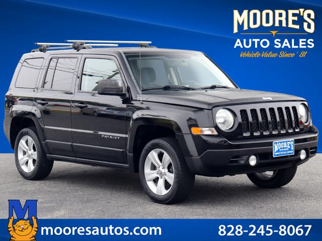 2013 Jeep Patriot Latitude for sale by dealer