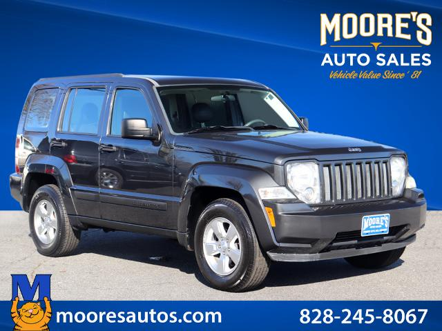 2011 Jeep Liberty Sport for sale by dealer