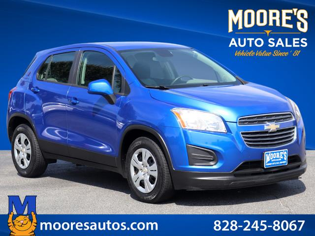 2016 Chevrolet Trax LS for sale by dealer
