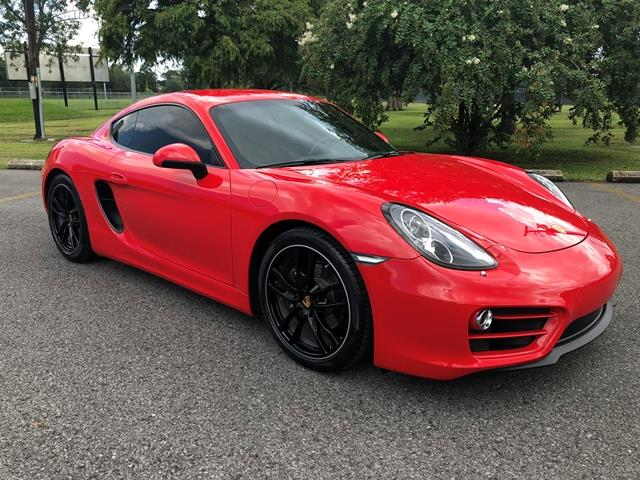 2014 Porsche Cayman for sale by dealer