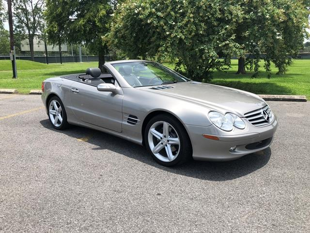 Mercedes-Benz SL-Class 5.0L in New Orleans