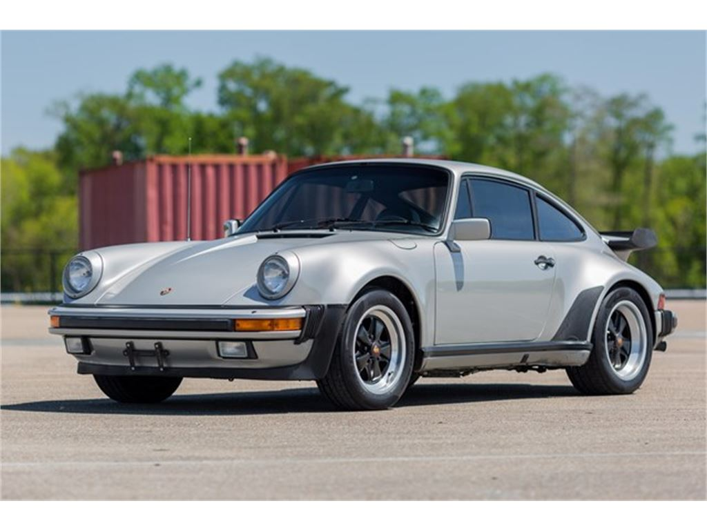 1984 Porsche 911 Carrera M491 for sale by dealer