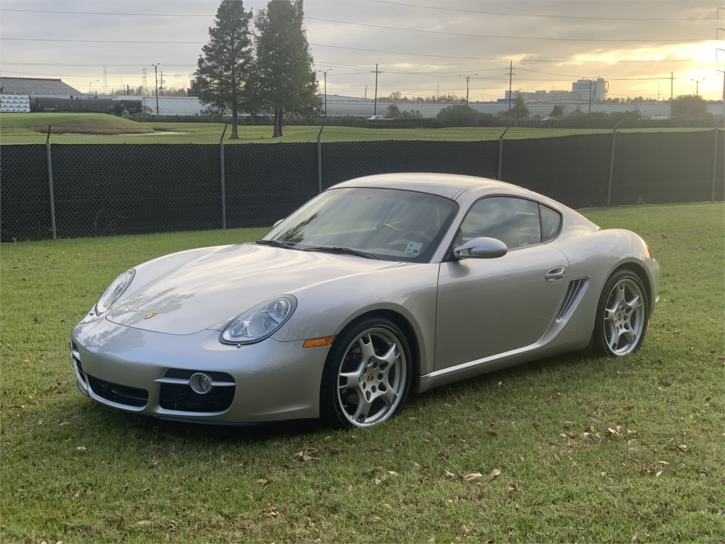 2008 Porsche Cayman for sale by dealer