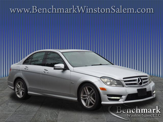 2012 Mercedes-Benz C-Class C 250 Luxury 4dr Sedan for sale by dealer
