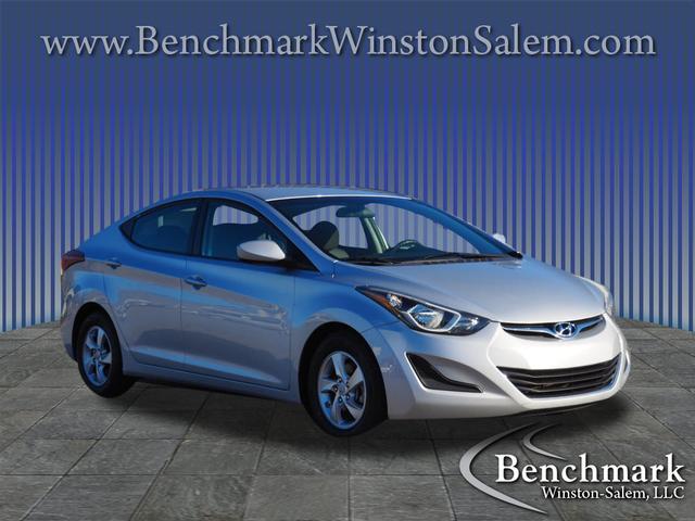 2014 Hyundai Elantra Limited 4dr Sedan for sale by dealer