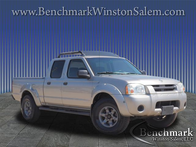 2003 Nissan Frontier SE Pickup 4D 4 1/2 ft for sale by dealer
