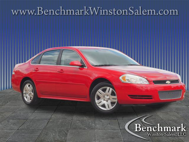 2013 Chevrolet Impala LT Fleet for sale by dealer