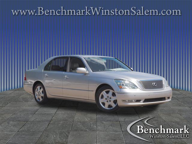 2004 Lexus LS 430 Base Winston Salem NC