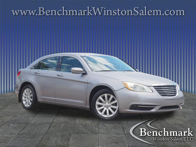 2014 Chrysler 200 Touring for sale by dealer
