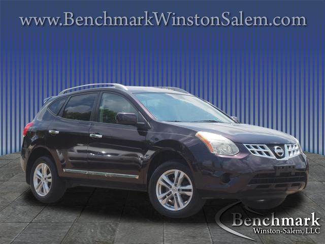 2012 Nissan Rogue SV for sale by dealer