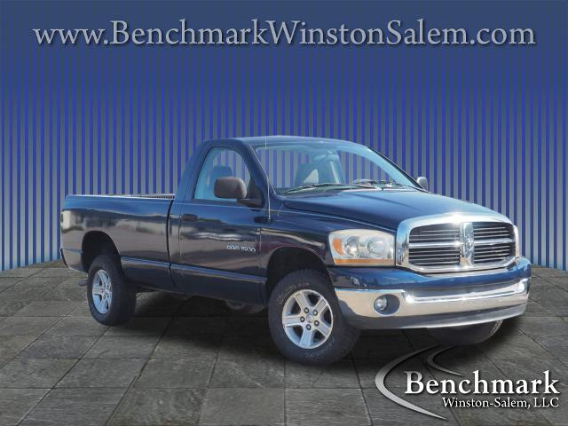 2006 Dodge Ram 1500 SLT Pickup 2D 8 ft for sale by dealer