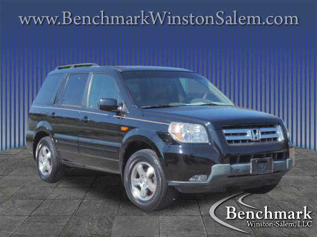 2007 Honda Pilot EX-L w/DVD for sale by dealer