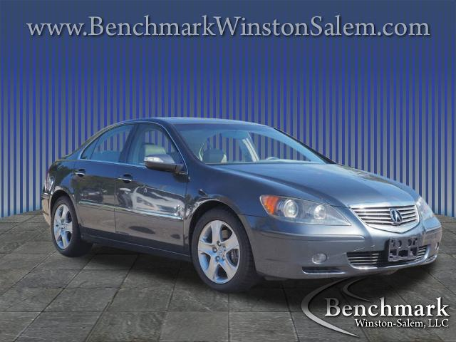2007 Acura RL 3.5 Sedan 4D for sale by dealer