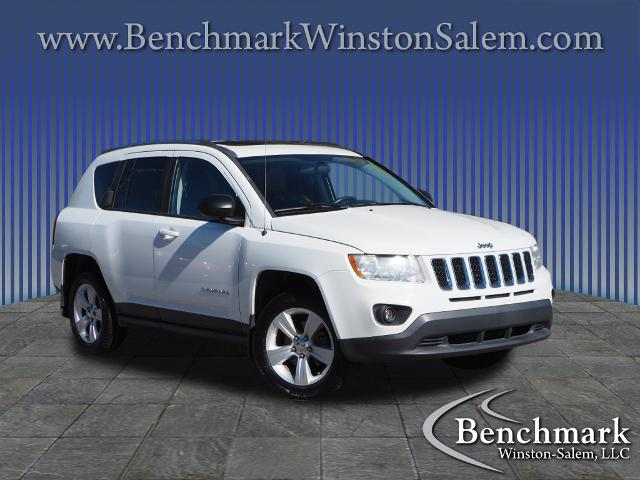 2012 Jeep Compass Latitude for sale by dealer
