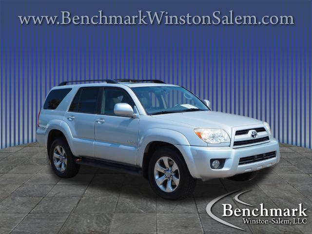 2007 Toyota 4Runner Limited for sale by dealer