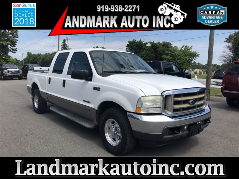2003 FORD F250 SUPER DUTY for sale by dealer