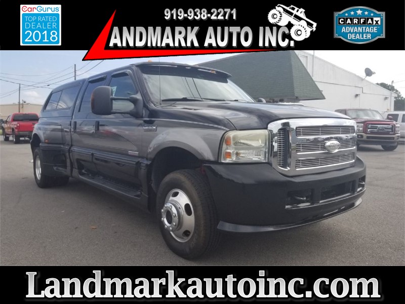 2006 FORD F350 LARIAT SUPER DUTY DRW 4WD for sale by dealer