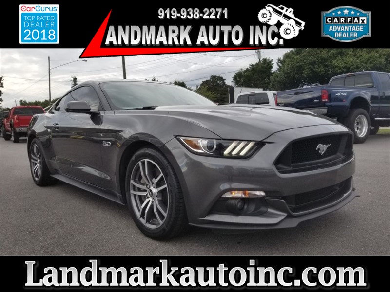 2016 FORD MUSTANG GT Smithfield NC