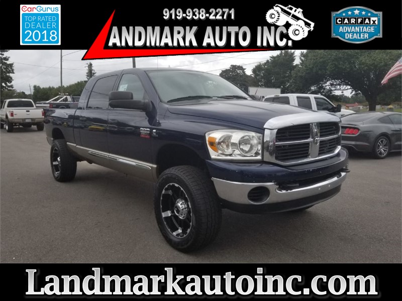 2009 DODGE RAM 2500 SLT MEGACAB 4WD SB for sale by dealer