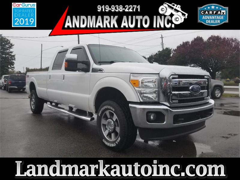 2015 FORD F250 SUPERDUTY Lariat Crew Cab LB 4WD for sale by dealer