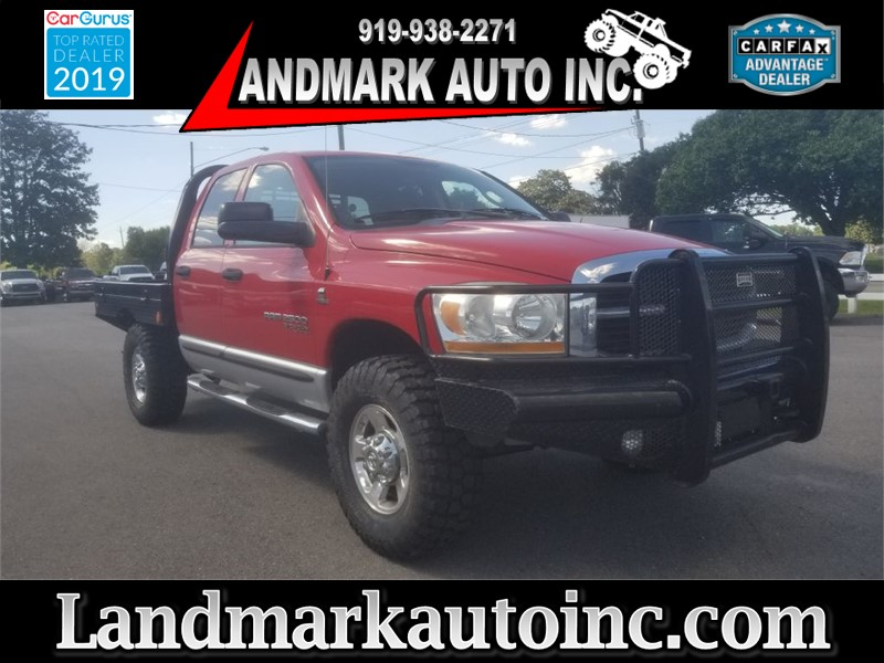 2006 DODGE RAM 2500 ST CREWCAB 4WD SB for sale by dealer
