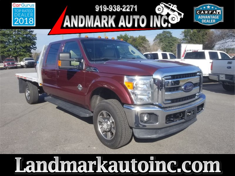 2012 FORD F350 SD SRW LARIAT CREWCAB 4WD for sale by dealer
