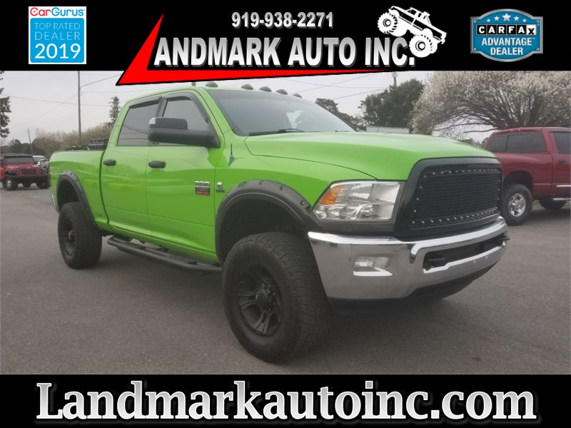2012 DODGE RAM 2500 SLT Big Horn Crew Cab SB 4WD for sale by dealer
